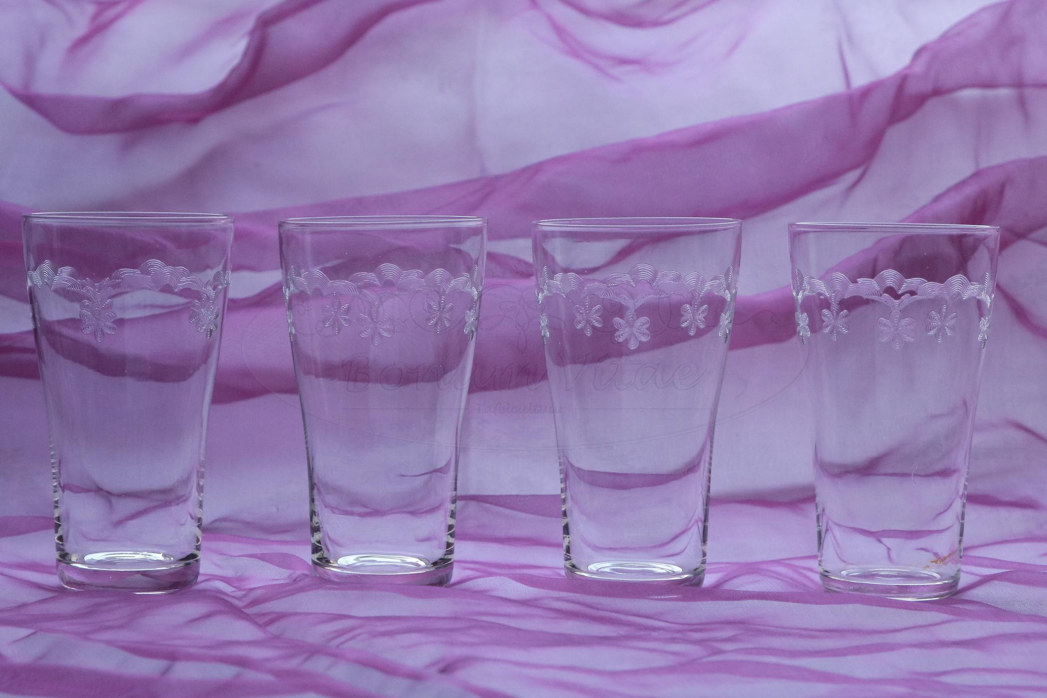 Drinkglaasjes - 4 stuks