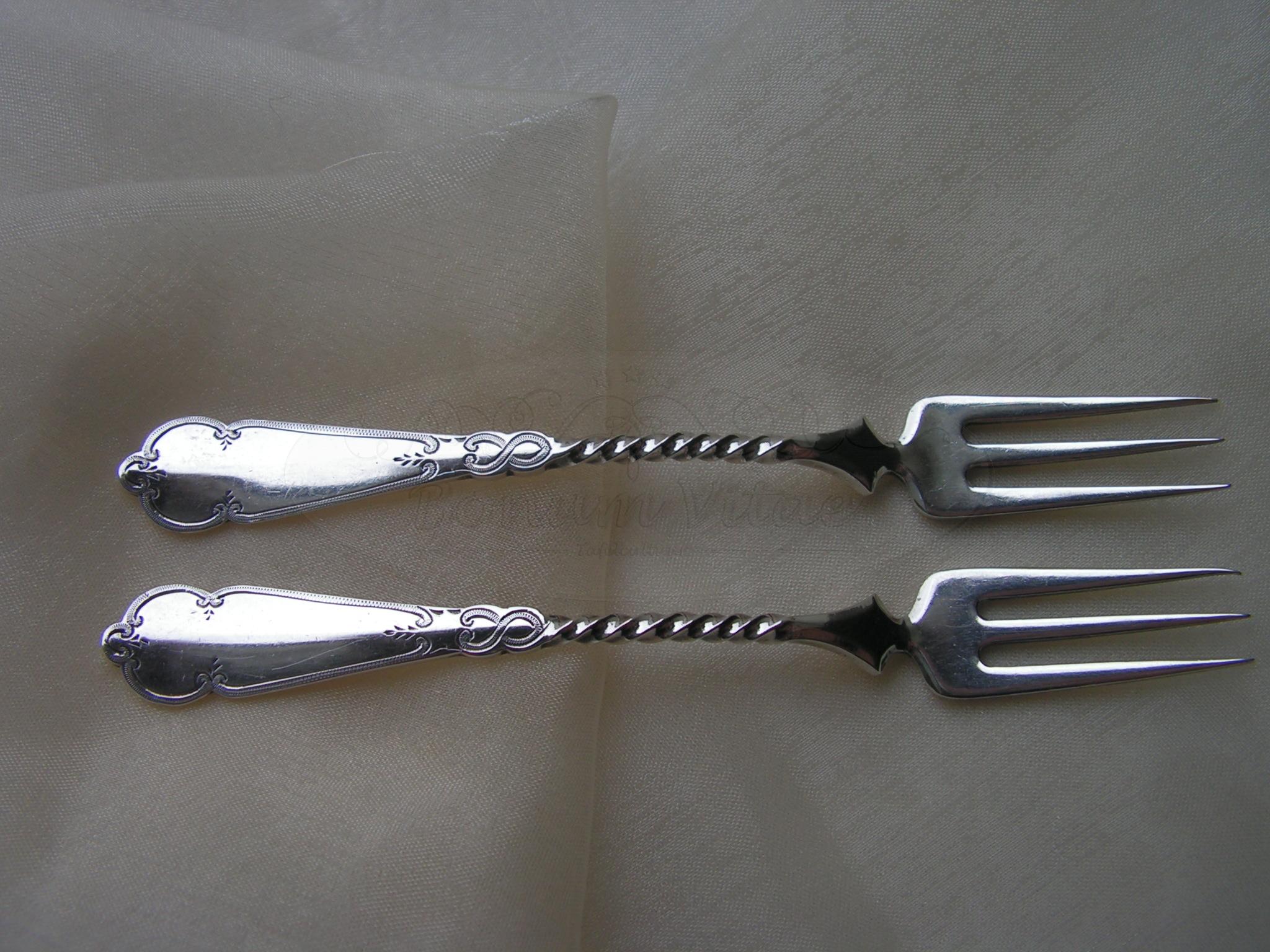 Paar vorkjes